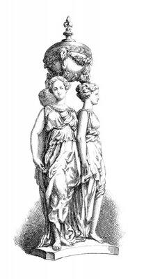 Картина 3 грации