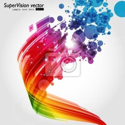 Абстрактный фон вектор