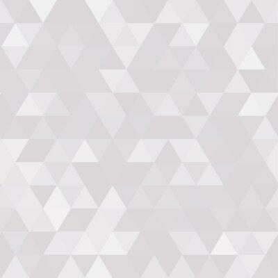 Картина Аннотация геометрических фон треугольных полигонов