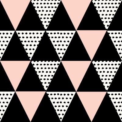 Картина Абстрактный геометрический узор