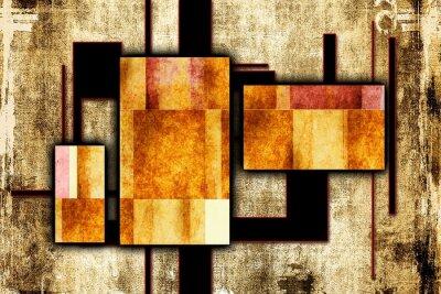 Картина Абстрактная картина маслом иллюстрации