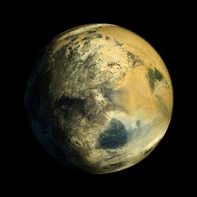 Картина Иностранец Exo Planet