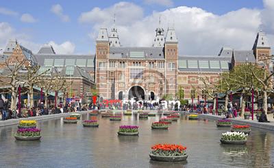 Картина Амстердам вехой