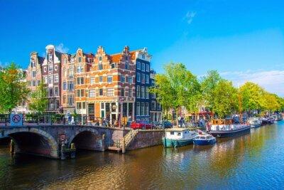 Картина Амстердам, Pays-Bas