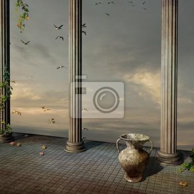 Античный дворец