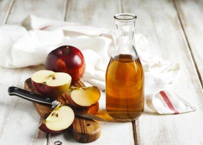 Картина уксус яблочный