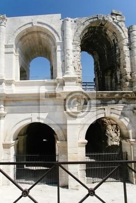арены d'Арль, реставрация