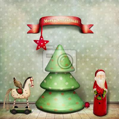 АРТ, открытки, фон, рождественские,