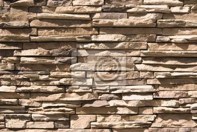 Искусственный камень стены
