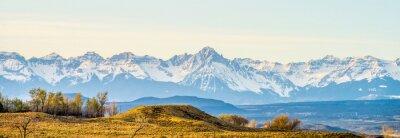 Картина в предгорьях Скалистых горах Колорадо