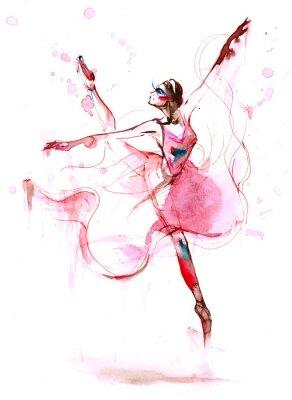 Картина балет