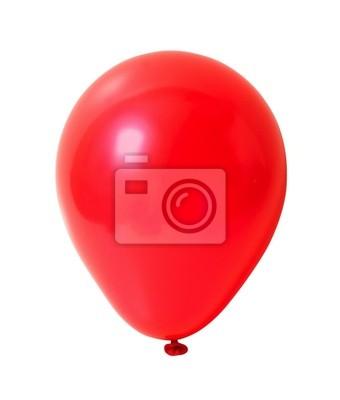 воздушный шар, изолированных на белом