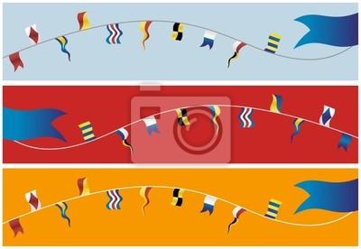 Знамя морских флагов.