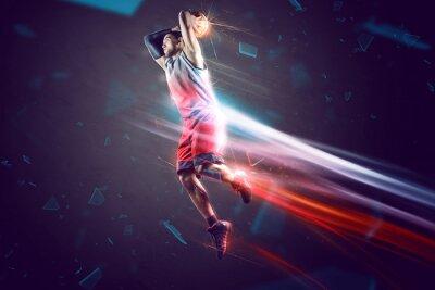 Картина Баскетбол