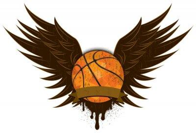 Картина Баскетбол крылья
