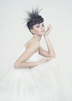Картина Красивые балерина