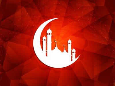 Картина Beautiful Islamic background.