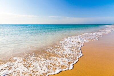 Картина Прекрасный пляж океан