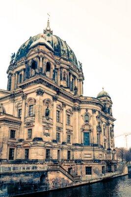Картина Берлинский кафедральный собор