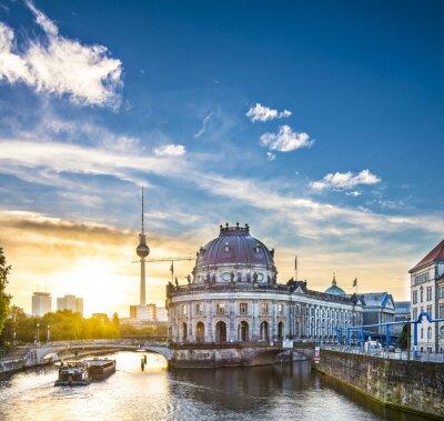 Картина Берлин, Германия Сцена в Музейном острове