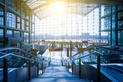 Картина Berlin Hauptbahnhof