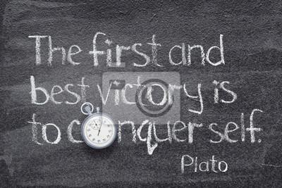 лучшая победа Платона