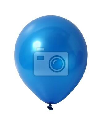 синий шар с пути