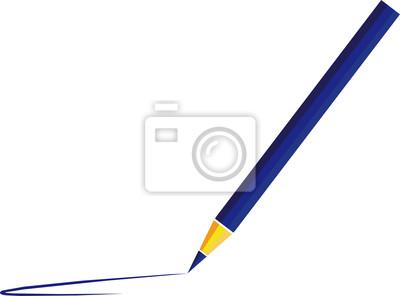 Синий карандаш