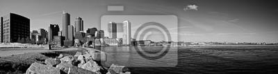 Boston Harbor панорама