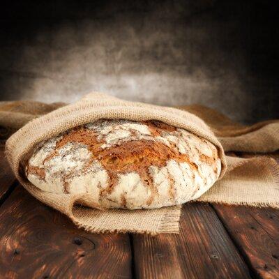 Картина хлеб