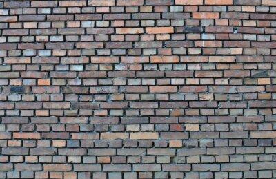 Картина Кирпичная стена - фон