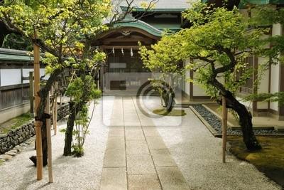 буддийский храм вход