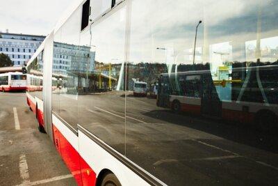 Картина Автовокзал