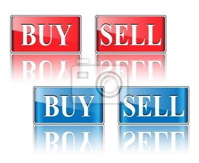 Купить, продать иконки, кнопки