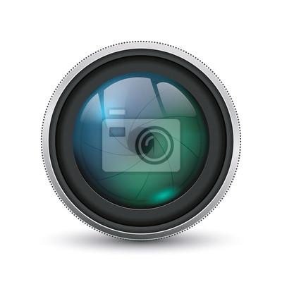 фотоаппарат объектив с затвором