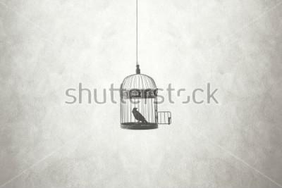 Картина свобода минимальная концепция