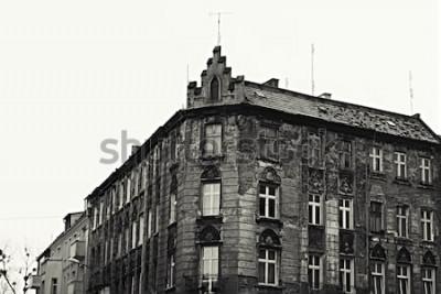 Картина Многоквартирный Дом Старая Квартира