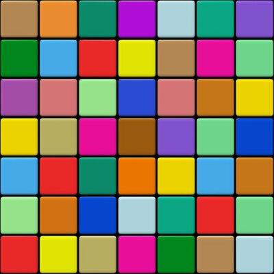 Картина CARRELAGE Multicolore 1,03