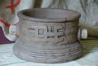 Картина керамика
