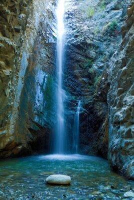 Картина Chantara Водопады в Тродос горах, Кипр