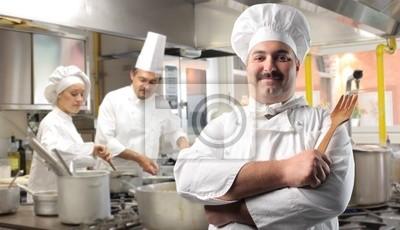 Картина Шеф-повар