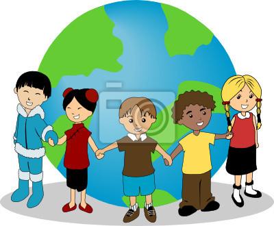 Детей по всему миру