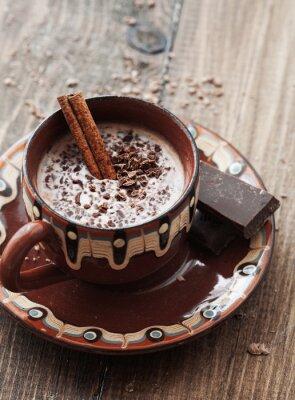 Картина Какао и шоколад