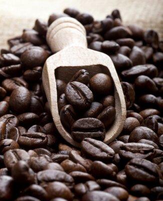 Картина Кофе в зернах