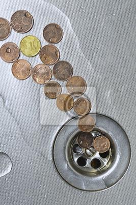 монеты идут для слива
