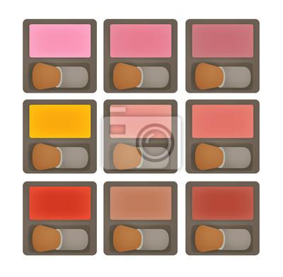 Коллекция Chic макияж иконы