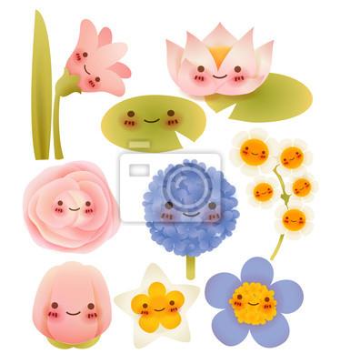 Сборник милые цветы