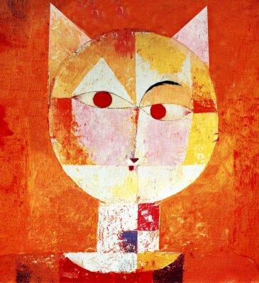 Картина Цветные Портрет Cat