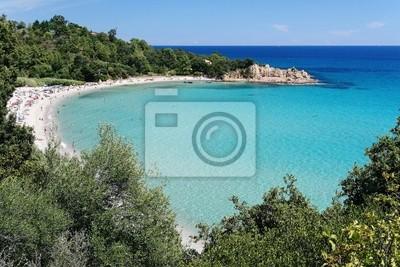 корсиканец пляж