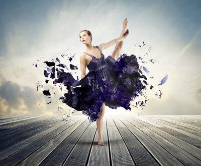 Картина Творческий балет